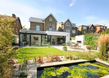 Thumbnail 3 bed detached house to rent in Mortlake Road, Kew, Surrey
