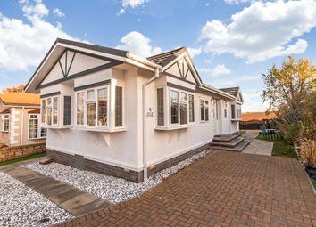 Thumbnail 2 bed mobile/park home for sale in 4 Oak Village, Monks Muir Park, Haddington