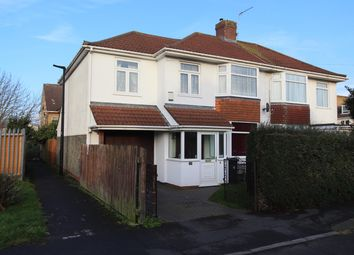 Thumbnail 4 bed semi-detached house for sale in Cranleigh Road, Whitchurch