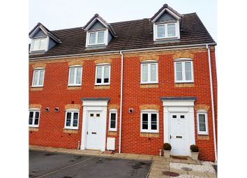 Thumbnail 3 bed terraced house for sale in Croft Avenue, Tamworth