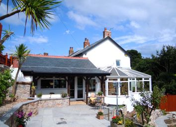 Thumbnail 3 bed cottage for sale in Coombe Lane, Torquay