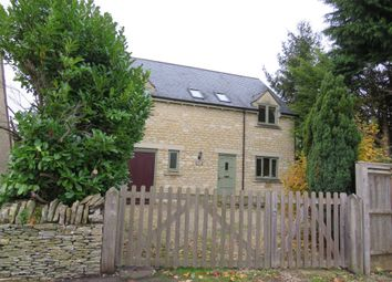 Thumbnail 3 bed detached house for sale in Greenwich Lane, Leafield, Witney