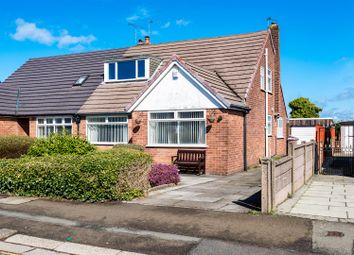Thumbnail 3 bed semi-detached bungalow for sale in Walmesley Road, Eccleston, St. Helens