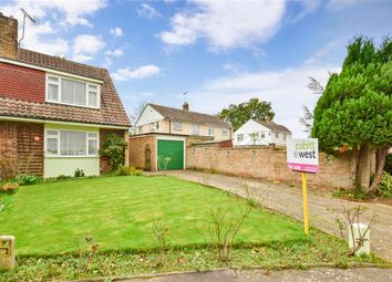 Thumbnail 3 bed semi-detached house for sale in Hazelwood, Gossops Green, Crawley, West Sussex