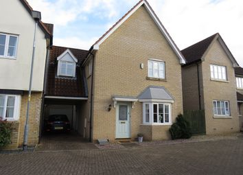 Thumbnail 3 bed link-detached house for sale in Ruskin Place, Downham Market
