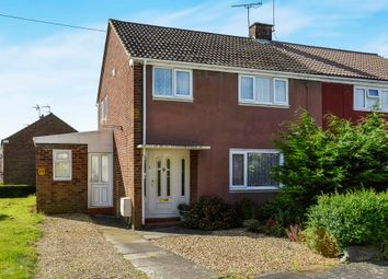 Thumbnail 3 bed semi-detached house for sale in Kenilworth Drive, Bletchley, Milton Keynes