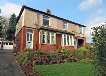 Thumbnail 2 bed semi-detached house for sale in Kebroyd Avenue, Triangle, Sowerby Bridge