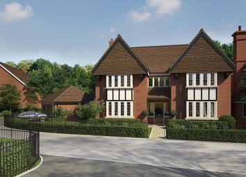 """Thumbnail 5 bedroom detached house for sale in """"Cuckoo House"""" at Wedgwood Drive, Barlaston, Stoke-On-Trent"""