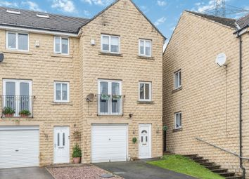 Thumbnail 3 bed town house for sale in The Gateways, Wyke, Bradford