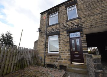 Thumbnail 2 bed end terrace house to rent in Holly Bank Court, Haughs Road, Quarmby, Huddersfield