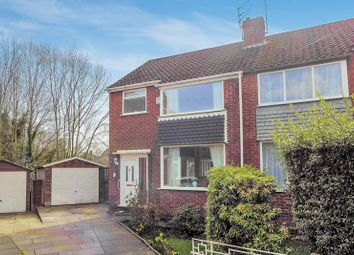 Thumbnail 3 bed semi-detached house for sale in Vendale Avenue, Swinton, Manchester