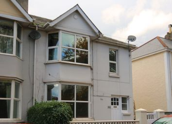 Thumbnail Semi-detached house to rent in Teignmouth Road, Torquay