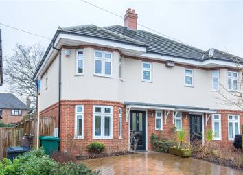 Thumbnail 4 bed semi-detached house for sale in Irvine Close, London