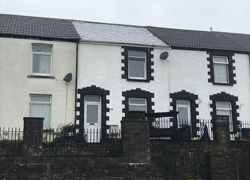 Thumbnail 3 bed terraced house to rent in Pentregethin Road, Cwmbwrla, Swansea