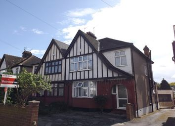 Thumbnail 3 bed property to rent in St. Barnabas Road, Woodford Green