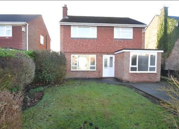 Thumbnail 4 bed detached house for sale in Oakdale Drive, Heald Green, Cheadle