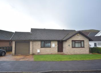 Thumbnail 2 bed detached bungalow for sale in Tawe Park, Ystradgynlais, Swansea