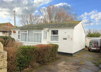 Thumbnail Detached bungalow for sale in Marine Avenue, Dymchurch, Kent