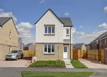 "Thumbnail 3 bed semi-detached house for sale in ""The Elgin"" at Greenlees Road, Cambuslang, Glasgow"
