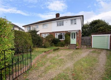 Thumbnail 3 bed semi-detached house for sale in Fairway Avenue, Tilehurst, Reading