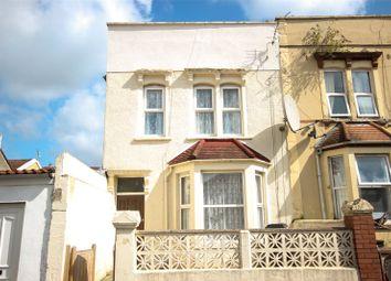 Thumbnail 3 bed end terrace house for sale in Glen Park, Eastville, Bristol