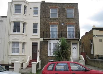 Thumbnail 1 bed flat to rent in Godwin Road, Cliftonville, Margate