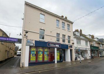 Thumbnail 3 bedroom flat for sale in Haddington House, 28 Queen Street, Seaton, Devon