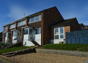 Thumbnail 3 bed end terrace house for sale in Vicarage Walk, Newport
