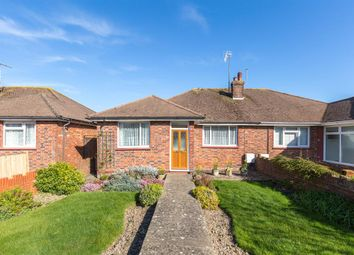 Thumbnail 2 bed semi-detached bungalow for sale in Cranleigh Road, Worthing, West Sussex