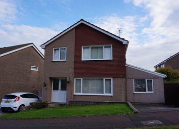Thumbnail 4 bedroom detached house for sale in Heol Caerllion, Morriston