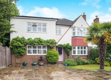 Thumbnail 5 bed detached house for sale in East Molesey, Surrey