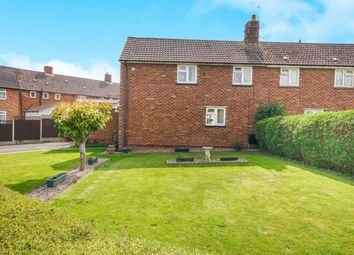 Thumbnail 2 bed semi-detached house for sale in The Crescent, Newtown, Berkeley, Gloucestershire