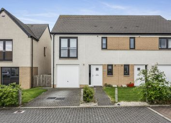 3 bed semi-detached house for sale in 22 Oaklands Square, Broomhouse, Edinburgh EH11