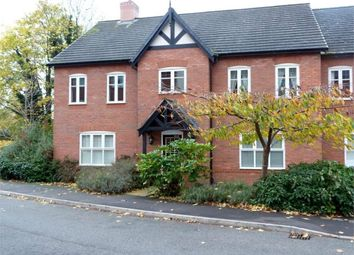 Thumbnail 1 bed flat for sale in Hastings Road, Nantwich, Cheshire