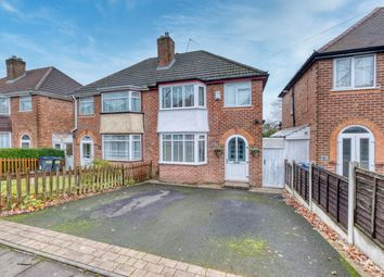 3 bed semi-detached house for sale in Green Acres Road, Kings Norton, Birmingham B38
