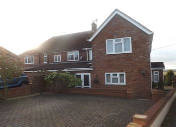 Thumbnail 4 bed semi-detached house for sale in Tring Road, Dunstable