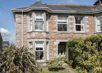 Thumbnail 4 bed end terrace house for sale in Elm Terrace, Plain-An-Gwarry, Redruth