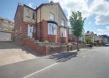 Thumbnail 4 bed semi-detached house for sale in Firth Park Crescent, Sheffield