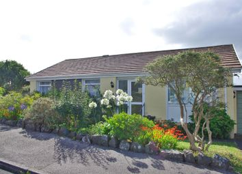 Thumbnail 3 bed detached bungalow to rent in Tregellas Road, Mullion, Helston