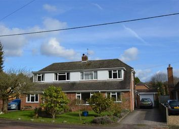Thumbnail 4 bed semi-detached house for sale in Broad Street, Woking, Surrey