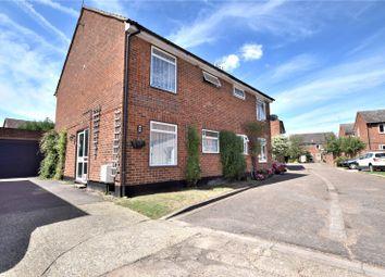 Thumbnail 3 bed semi-detached house for sale in Markwells, Elsenham, Bishop's Stortford