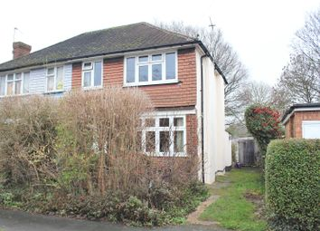 Thumbnail 3 bed semi-detached house for sale in Shackleford Road, Woking