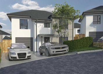 Thumbnail 4 bed detached house for sale in Thornhill Park, Ramsey, Isle Of Man
