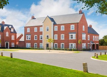 "Thumbnail 2 bedroom flat for sale in ""Amble"" at Greenkeepers Road, Great Denham, Bedford"