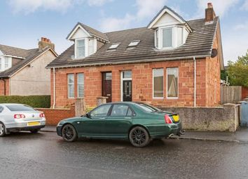 Thumbnail 3 bedroom semi-detached house for sale in Mill Road, Motherwell, North Lanarkshire, United Kingdom