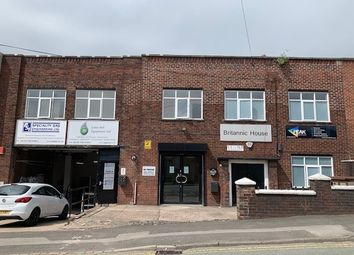 Thumbnail Serviced office to let in Britannic Works, Hanley, Stoke-On-Trent, Staffordshire