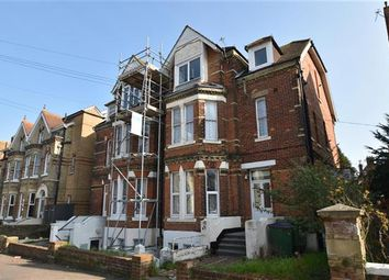 Thumbnail 1 bed flat for sale in Christ Church Road, Folkestone