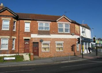 Thumbnail 2 bed flat to rent in Bournemouth Road, Parkstone, Poole