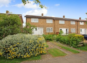 Thumbnail 3 bedroom end terrace house for sale in Broadwater Crescent, Stevenage