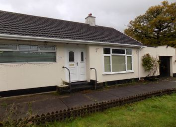 Thumbnail 2 bed detached bungalow for sale in Dulais Road, Seven Sisters, Neath, Neath Port Talbot.